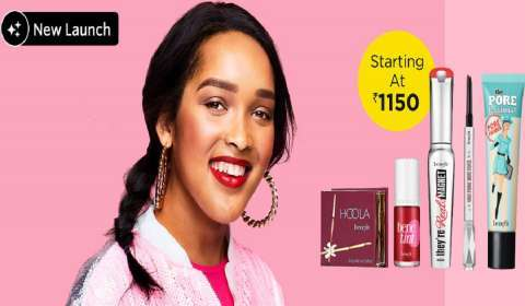 San Francisco-Based Benefit Cosmetics Now Available on Myntra