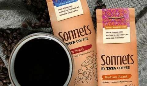 Tata Consumer Enters Premium D2C Coffee Market
