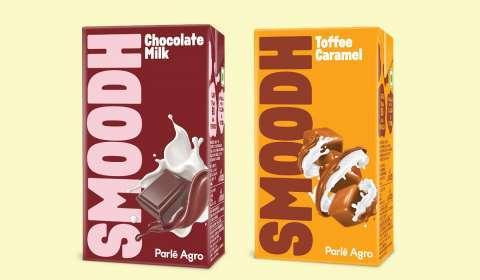 Parle Agro Forays into Dairy Segment with 'Smoodh' brand