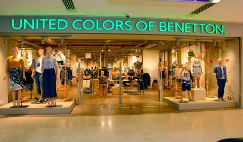 United Colors of Benetton Launches Global Sustainability Project 'GreenB'
