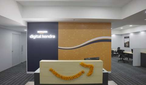 Amazon Sets Up the First Digital Kendra in Surat