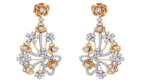 Reliance Jewels Curates Nature Inspired Monsoon Collection