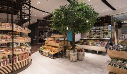 Foodhall's Mumbai Store to Retail Ellementry's Products