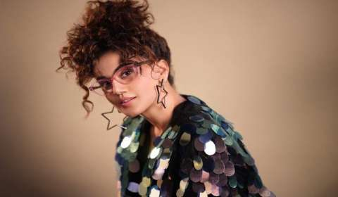 Taapsee Pannu Becomes the Face of Vogue Eyewear in India