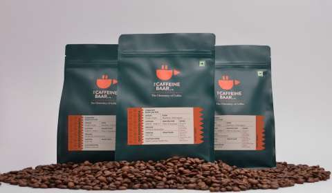Caffeine Baar Expands Product Portfolio with Artisan Coffee Collection