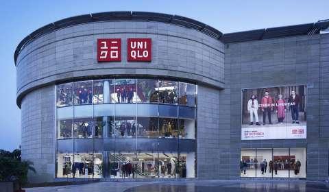UNIQLO Unveils Official Online Store