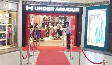 Sportswear Brand Under Armour Ventures into Uttarakhand