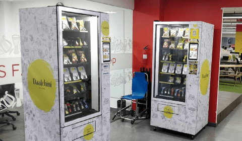 Daalchini Technologies Eyes to Set Up 100 Vending Machines in 6 months across Madhya Pradesh