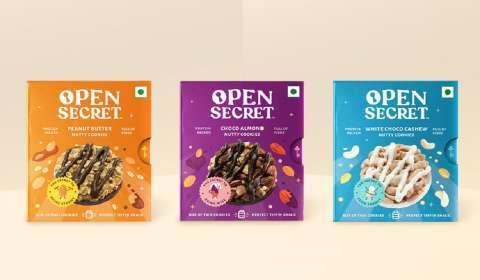 Snacks Startup Open Secret Raises Funds to Build Omnichannel Presence