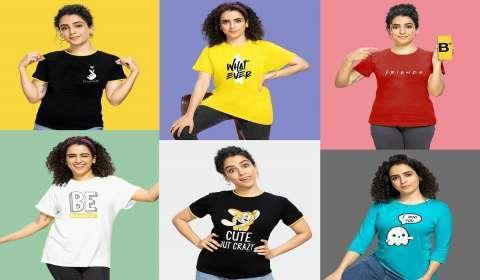Sanya Malhotra to Promote Bewakoof across Digital Platforms