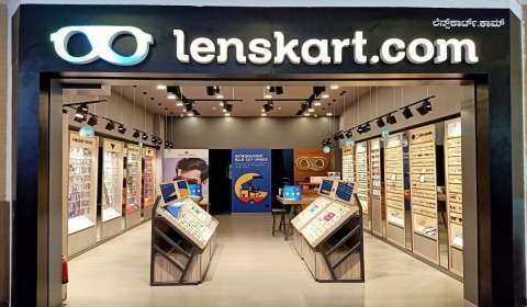 Lenskart Launches the First & Only Eyewear App in Singapore and Middle East
