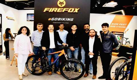 Firefox Bikes Unveils First Experience Centre in Mumbai