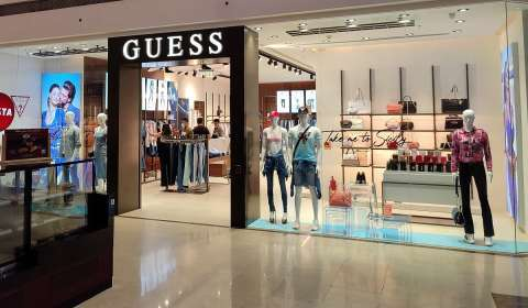 GUESS Relaunches In-Store Experience at DLF Mall of India, Noida