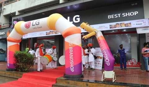 LG Strengthens Network in Mumbai with New Brand Shop