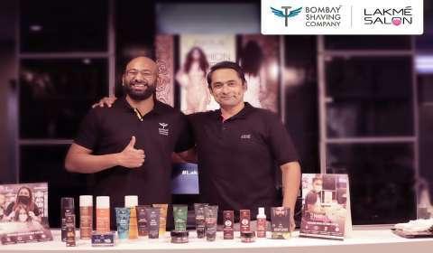 Bombay Shaving Company to Create Experience Centers at 200 Lakme Salons