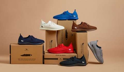 Neeman's to Disrupt the Indian Footwear Market with Launch of ReLive Knits