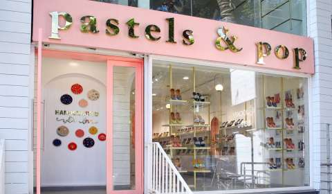 Shoe Brand Pastels And Pop Opens First Flagship Store in Bangalore