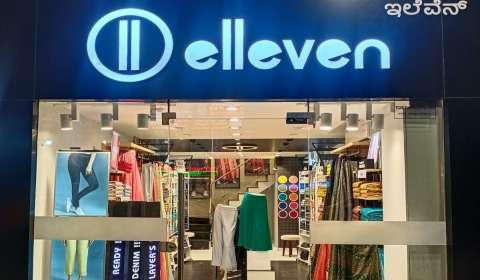 TCNS' ELLEVEN Enters South Indian Market with First Store in Bengaluru