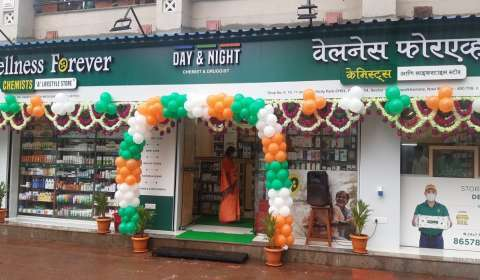 Pharmacy Chain Wellness Forever Opens 15 New Stores across 3 Indian States
