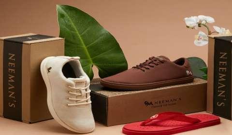 Footwear Startup Neeman's Aims to Go Global