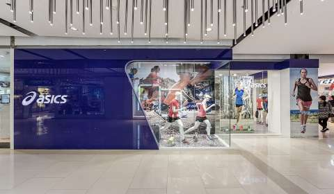 ASICS Plans to Add 18 Retail Outlets in India by 2022