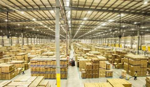 Amazon Launches its Largest Fulfilment Centre in Bengaluru Ahead of Festive Season