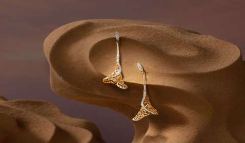 CaratLane Launches its New Collection - DUNES