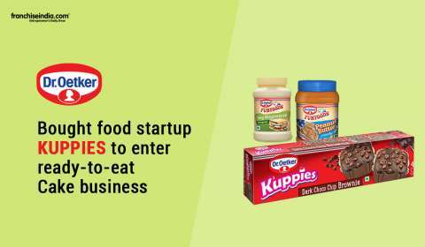 [Acquisition Alert] Dr Oetker Acquires Kuppies to Foray into Ready-to-Eat Cakes & Desserts Segment