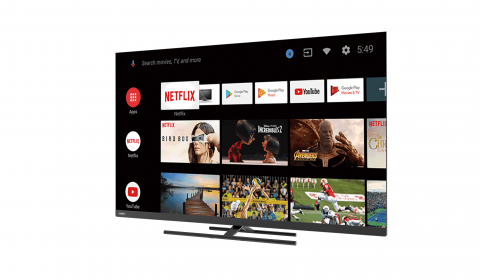 Haier India Augments its Android TV Range with All-New S8 Series of 4K Smart LED TVs