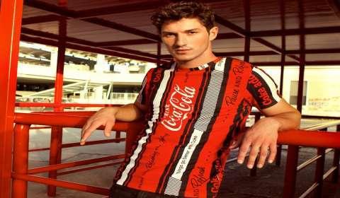 JACK&JONES Unveils New Collection with Coca-Cola