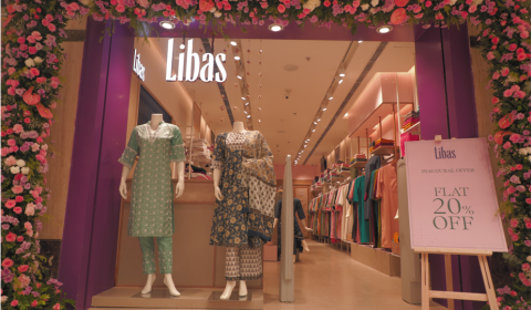 Libas Forays into Offline Retailing with Launch of Two Outlets in Delhi
