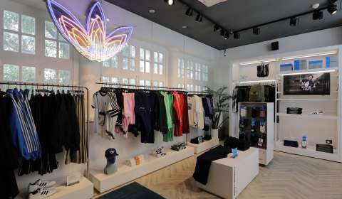 adidas India Launches its First Flagship Store at Delhi's Connaught Place - 'The Home of Possibilities'