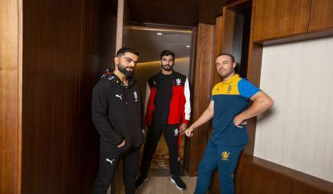 PUMA Launches PUMA x RCB Athleisure Range in Time for the T20 Season