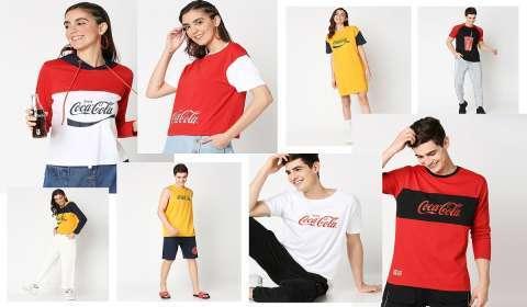 Bewakoof Partners with Coca-Cola to Launch Exclusive Merchandise Range