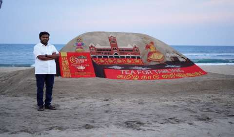TATA Tea Chakra Gold Celebrates State Pride of Tamil Nadu