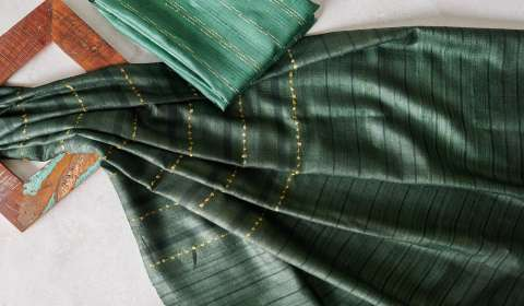 Taneira Launches Exclusive Range of Handcrafted Sarees with its Latest 'Tarang' Collection