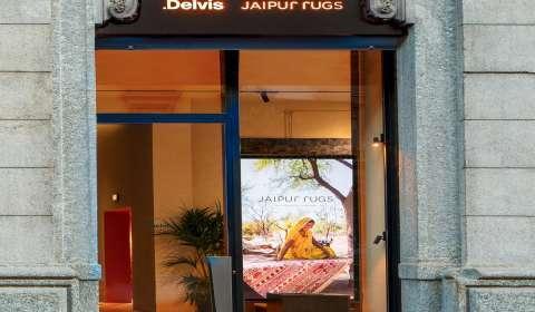 Jaipur Rugs Opens Flagship Store in Milan