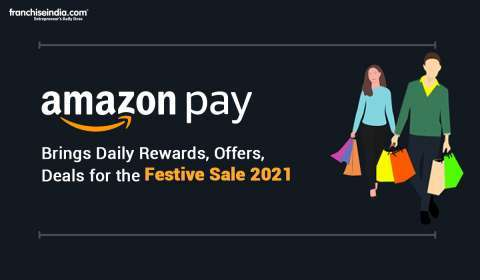 Amazon Pay Brings Daily Rewards, Offers, Deals For The Festive Sale 2021