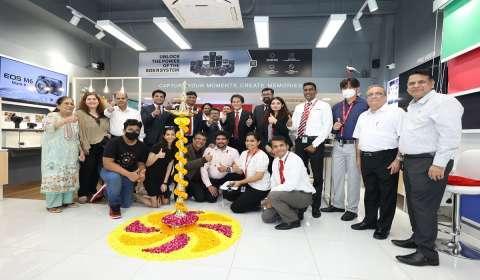 Canon India Launches 'Canon Image Square 4.0' Store in Mumbai