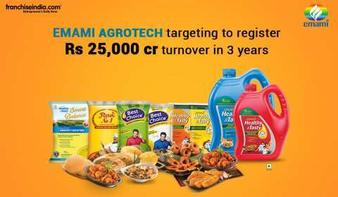 Emami Agrotech Eyeing Rs 25,000 Crore Turnover in Next Three Years