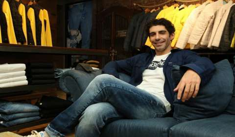 Numero Uno Launches its New Collection with Jim Sarbh