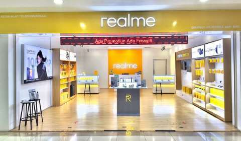 Realme Expands its Footprint in India with 100 Exclusive Retail Stores