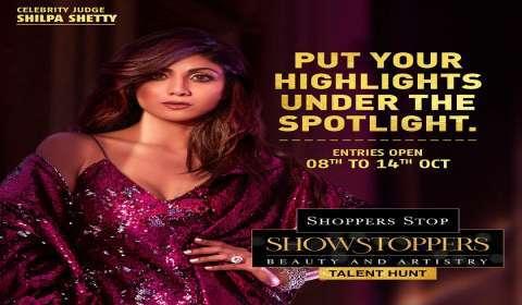 Shoppers Stop Announces Beauty Fest with Shilpa Shetty Kundra