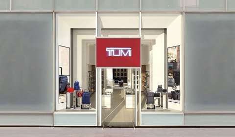 TUMI Launches Flagship Store at the Jio World Drive