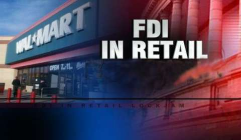 FDI in retail is finally official