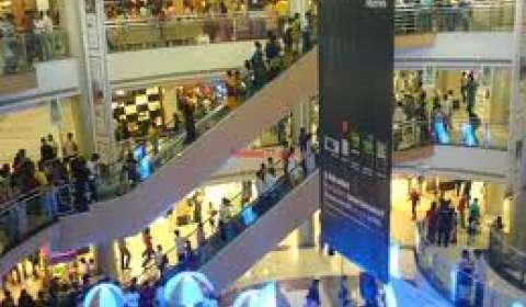 Malls gear up!