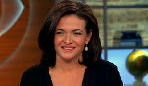 Internet provides more growth stories to SMBs in India : Sheryl Sandberg, Facebook COO
