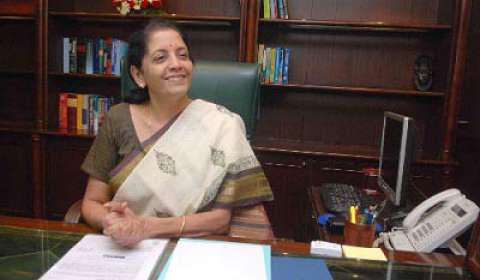 NDA government will not entertain FDI in multi-brand retail: Nirmala Sitharaman