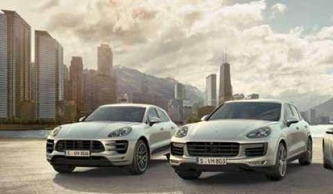 Porsche launches Cayenne Diesel Platinum at Rs 86.5 lakh