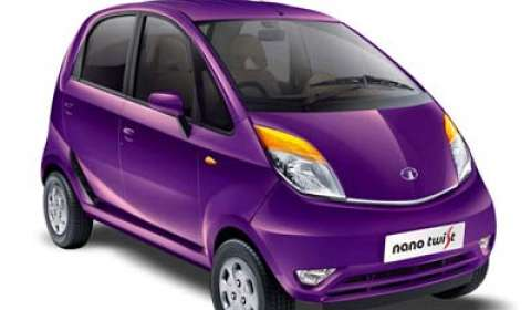 Tata launches Nano car in B'desh market